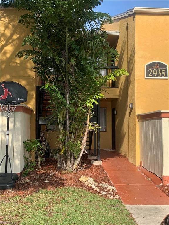 2935 Winkler Avenue #1102, Fort Myers, FL 33916 (#220034332) :: Southwest Florida R.E. Group Inc