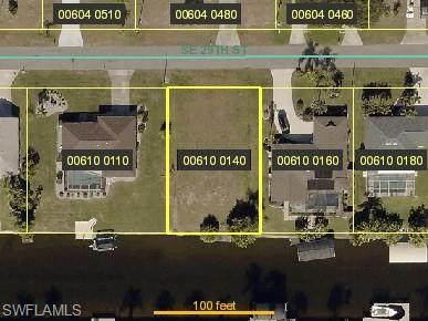 1128 SE 29th Street, Cape Coral, FL 33904 (MLS #220035087) :: #1 Real Estate Services