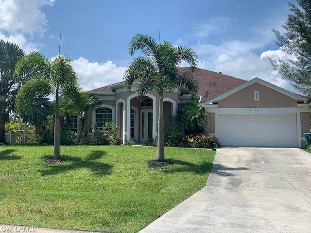4324 NW 22nd Street, Cape Coral, FL 33993 (#220035455) :: Caine Premier Properties