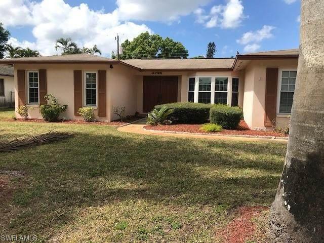 3746 Deleon Street S, Fort Myers, FL 33901 (#220037004) :: The Dellatorè Real Estate Group