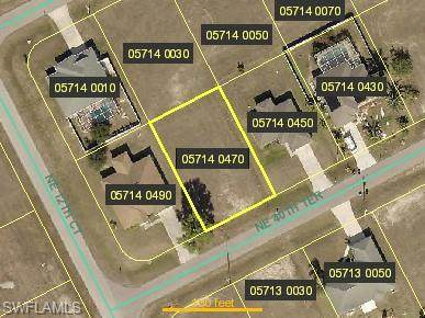 1219 NE 40th Terrace, Cape Coral, FL 33909 (#220040459) :: The Dellatorè Real Estate Group