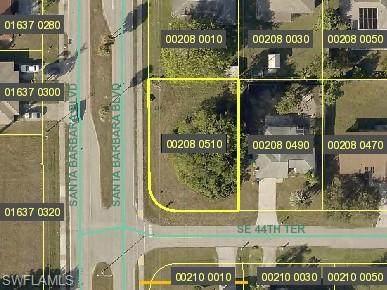 101 SE 44 Terrace, Cape Coral, FL 33904 (MLS #220040731) :: Dalton Wade Real Estate Group