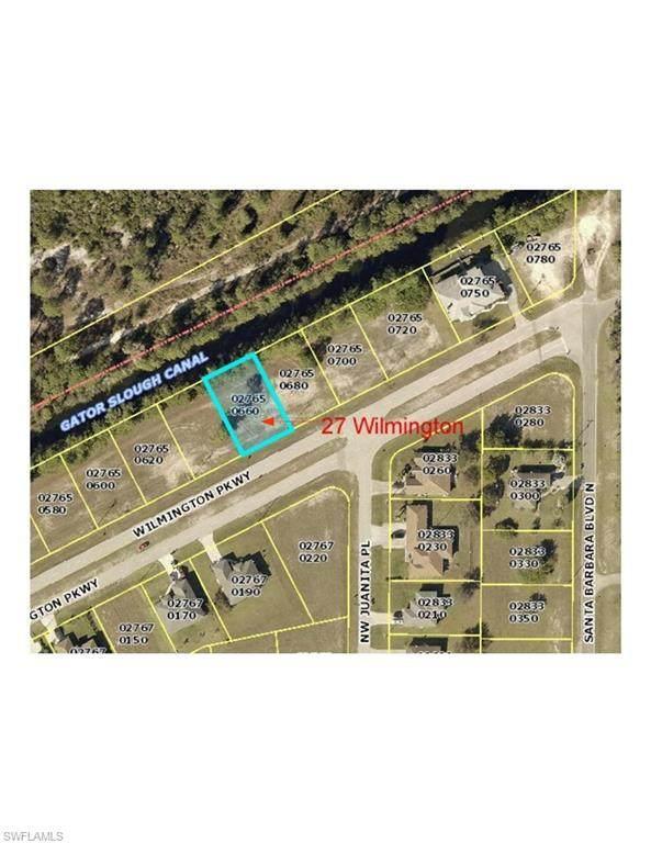 27 Wilmington Parkway, Cape Coral, FL 33993 (#220042191) :: The Dellatorè Real Estate Group