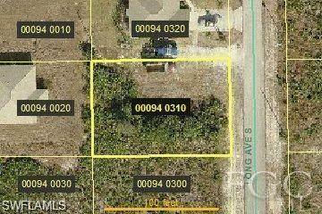 442 Long Avenue S, Lehigh Acres, FL 33974 (MLS #220042492) :: Kris Asquith's Diamond Coastal Group