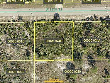 1803 W 14th Street, Lehigh Acres, FL 33972 (MLS #220042546) :: Palm Paradise Real Estate