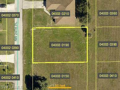 509 NW 24th Place, Cape Coral, FL 33993 (MLS #220042625) :: #1 Real Estate Services