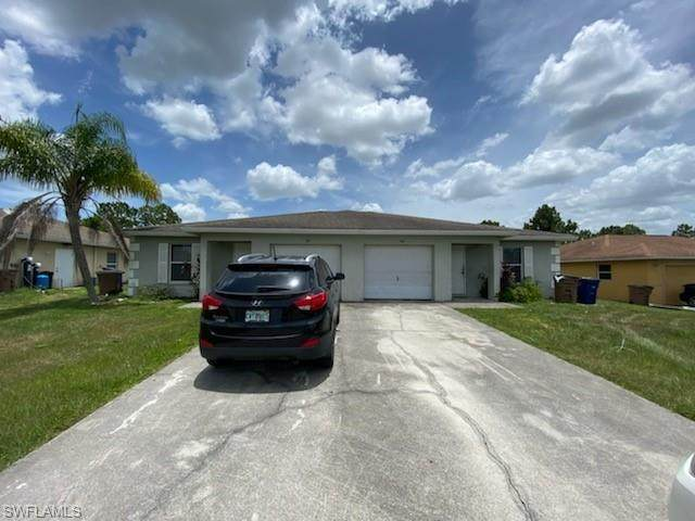 387 Bell Boulevard S, Lehigh Acres, FL 33974 (MLS #220042964) :: Palm Paradise Real Estate