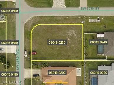 3001 SW 23rd Avenue, Cape Coral, FL 33914 (MLS #220043454) :: Team Swanbeck