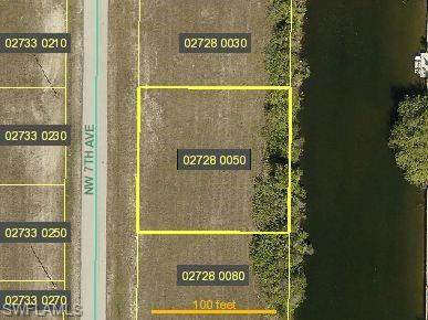 2303 NW 7th Avenue, Cape Coral, FL 33993 (MLS #220044325) :: RE/MAX Realty Team