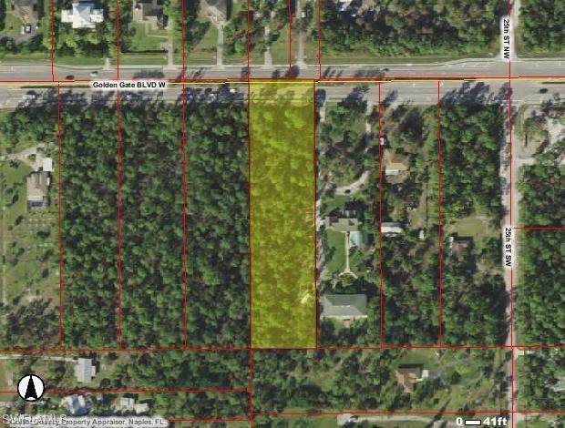 Golden Gate Boulevard W, Naples, FL 34120 (MLS #220045502) :: Clausen Properties, Inc.