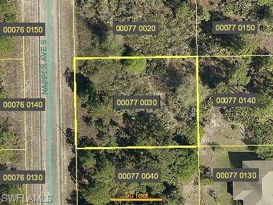 235 Napper Avenue S, Lehigh Acres, FL 33974 (MLS #220047294) :: #1 Real Estate Services
