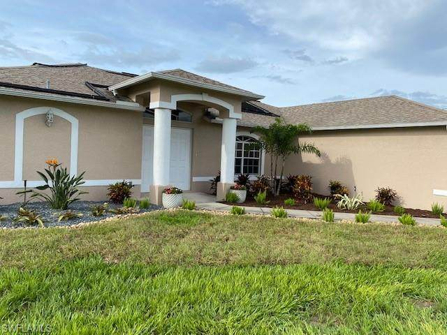 1805 NW 17th Terrace, Cape Coral, FL 33993 (MLS #220048524) :: The Naples Beach And Homes Team/MVP Realty