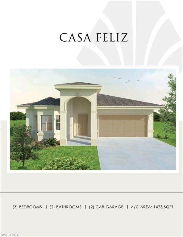 1012 Hamilton Street, Immokalee, FL 34142 (MLS #220048581) :: RE/MAX Realty Team