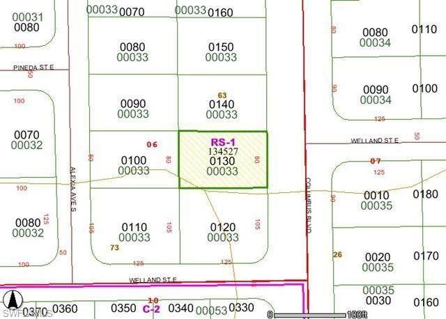 540 Columbus Boulevard, Lehigh Acres, FL 33974 (MLS #220048938) :: RE/MAX Realty Group