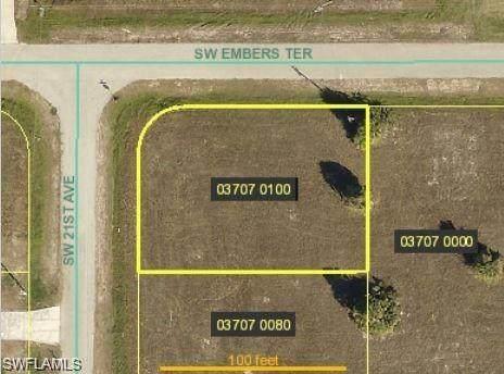17 SW 21st Avenue, Cape Coral, FL 33991 (MLS #220049121) :: Palm Paradise Real Estate