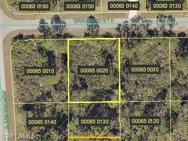 918 Brainard Street E, Lehigh Acres, FL 33974 (MLS #220049354) :: NextHome Advisors