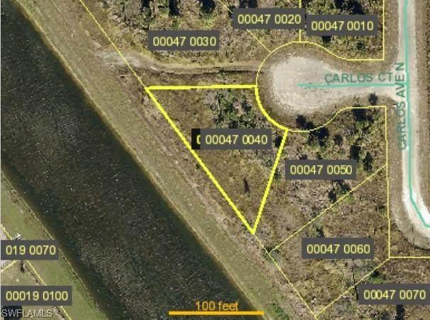 3027 Carlos Court, Lehigh Acres, FL 33971 (MLS #220050777) :: Clausen Properties, Inc.