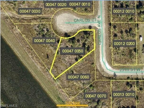 3025 Carlos Court, Lehigh Acres, FL 33971 (MLS #220050782) :: Clausen Properties, Inc.