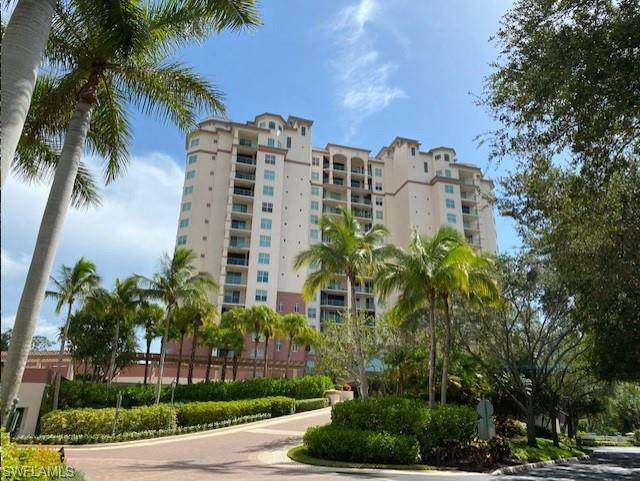 445 Cove Tower Drive #803, Naples, FL 34110 (MLS #220053619) :: RE/MAX Realty Team