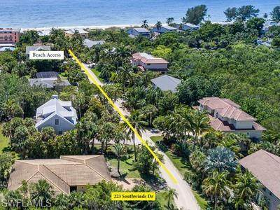 223 Southwinds Drive, Sanibel, FL 33957 (MLS #220054987) :: Kris Asquith's Diamond Coastal Group