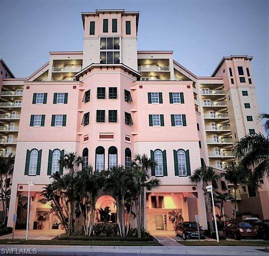 200 Estero Boulevard #609, Fort Myers Beach, FL 33931 (#220055912) :: The Dellatorè Real Estate Group