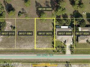 2715 NW 22nd Terrace, Cape Coral, FL 33993 (MLS #220056470) :: Clausen Properties, Inc.