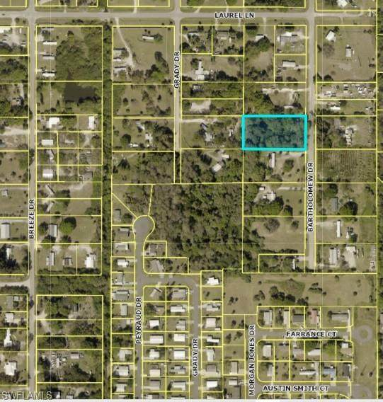 7744 Bartholomew Drive, North Fort Myers, FL 33917 (MLS #220058290) :: NextHome Advisors