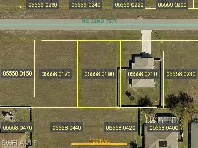1106 NE 32nd Terrace, Cape Coral, FL 33909 (#220058304) :: The Dellatorè Real Estate Group