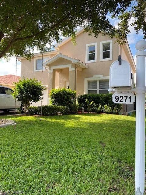 9271 Scarlette Oak Avenue, Fort Myers, FL 33967 (#220059140) :: The Dellatorè Real Estate Group