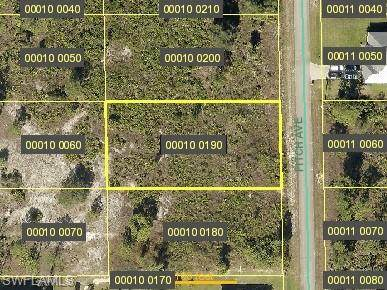 413 Fitch Avenue, Lehigh Acres, FL 33972 (MLS #220059833) :: RE/MAX Realty Team