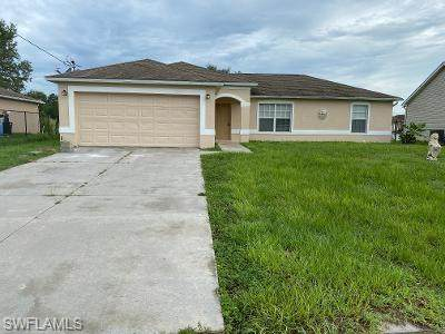 3608 2nd Street W, Lehigh Acres, FL 33971 (MLS #220060806) :: RE/MAX Realty Group