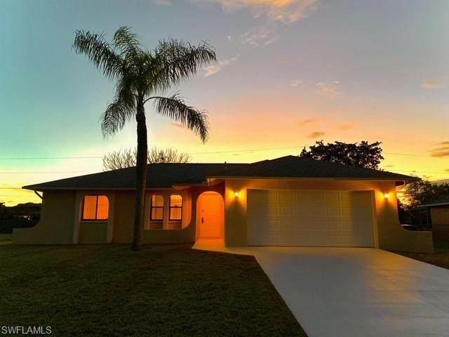 3310 SW Santa Barbara Place, Cape Coral, FL 33914 (MLS #220061452) :: NextHome Advisors