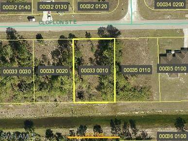 1228 Cloplon Street E, Lehigh Acres, FL 33974 (MLS #220061786) :: RE/MAX Realty Team