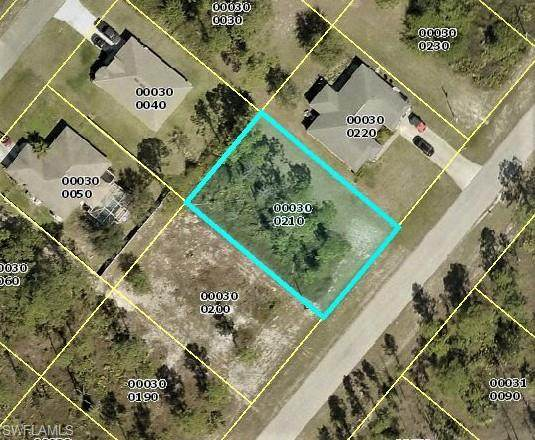 1017 Grant Boulevard, Lehigh Acres, FL 33974 (MLS #220061857) :: RE/MAX Realty Team