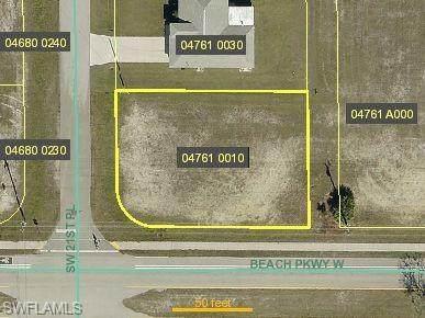 4143 SW 21st Place, Cape Coral, FL 33914 (#220062209) :: Southwest Florida R.E. Group Inc