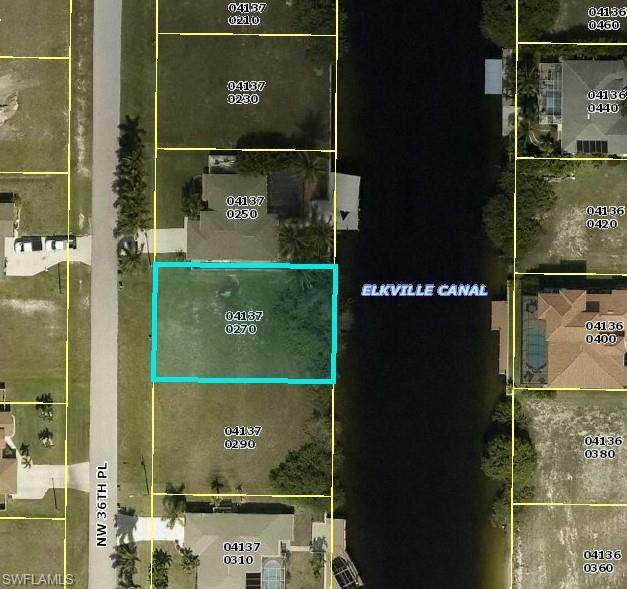 617 NW 36th Place, Cape Coral, FL 33993 (#220062384) :: Caine Premier Properties