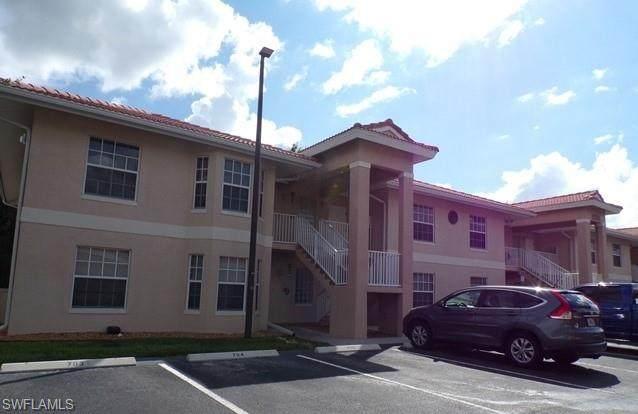 8358 Bernwood Cove Loop #705, Fort Myers, FL 33966 (MLS #220066567) :: Florida Homestar Team