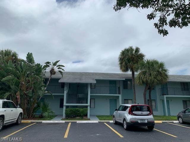 4912 Vincennes Court #202, Cape Coral, FL 33904 (MLS #220066709) :: The Naples Beach And Homes Team/MVP Realty