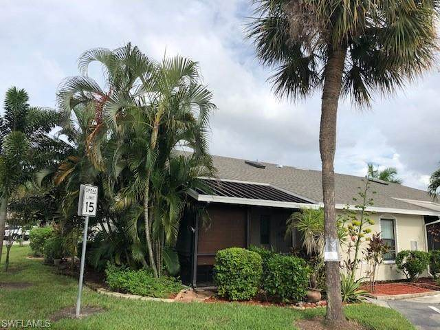 5119 SW Courtyards Court #40, Cape Coral, FL 33914 (#220067358) :: Jason Schiering, PA