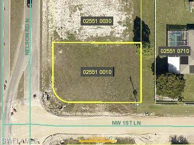 177 Nelson Road N, Cape Coral, FL 33993 (#220068163) :: We Talk SWFL