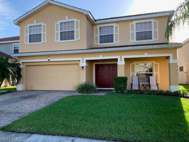 2301 Cape Heather Circle, Cape Coral, FL 33991 (MLS #220068374) :: NextHome Advisors