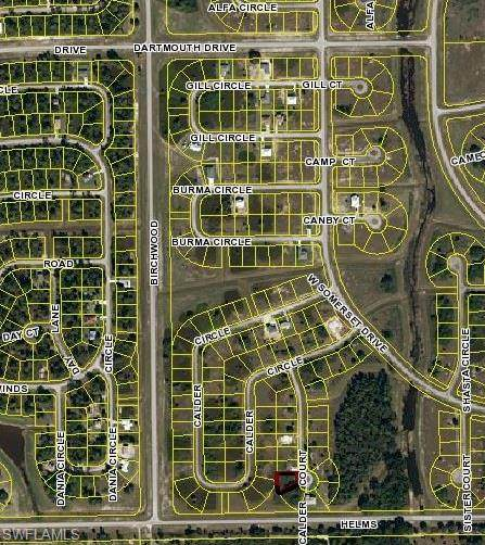 7016 Calder Court, Labelle, FL 33935 (MLS #220068780) :: Medway Realty
