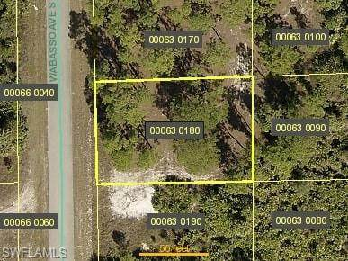 631 Wabasso Avenue S, Lehigh Acres, FL 33974 (MLS #220069170) :: Medway Realty