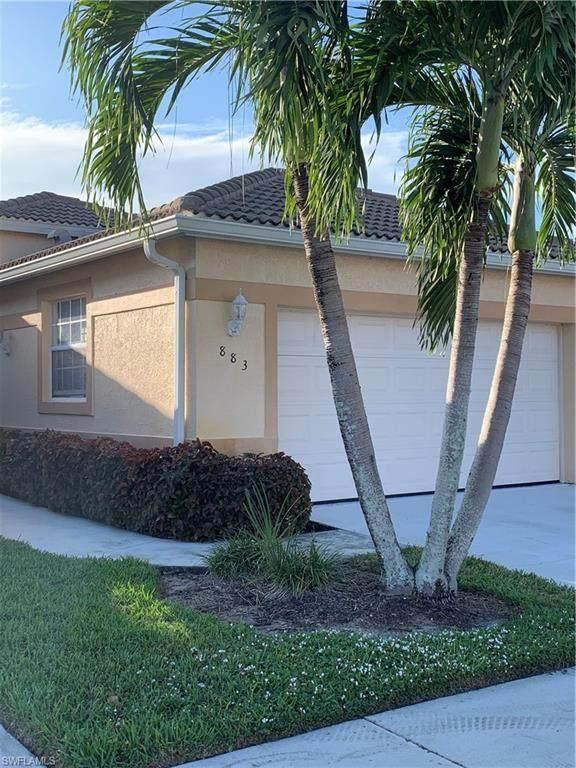 883 Marblehead Drive C-2, Naples, FL 34104 (MLS #220069704) :: RE/MAX Realty Team