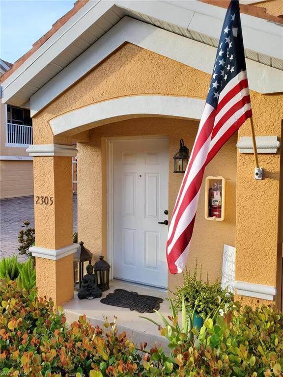 1800 Concordia Lake Circle #2305, Cape Coral, FL 33909 (MLS #220069949) :: Florida Homestar Team