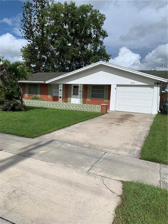 8730 Cypress Lake Drive, Fort Myers, FL 33919 (MLS #220072222) :: RE/MAX Realty Team