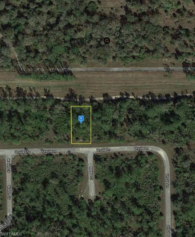 372 Ursula Lane, Lehigh Acres, FL 33972 (#220075306) :: The Dellatorè Real Estate Group