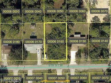 4210 6th Street W, Lehigh Acres, FL 33971 (#220075363) :: We Talk SWFL