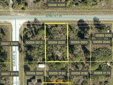 2817 32nd Street W, Lehigh Acres, FL 33971 (MLS #220075792) :: NextHome Advisors