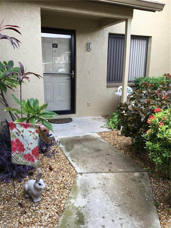 4112 SE 19th Place #107, Cape Coral, FL 33904 (MLS #220076383) :: Domain Realty